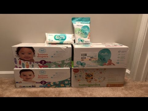 FREE DIAPERS FROM TARGET!