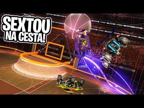 PLATINANDO NAS ALTAS RANKEADAS DO HOOPS! SEXTOU NA CESTA! - Rocket League thumbnail