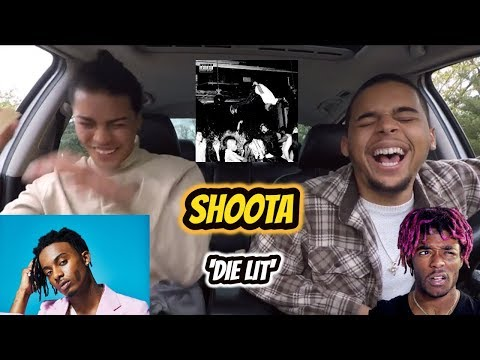 Playboi Carti - Shoota (ft Lil Uzi Vert) DIE LIT [Reaction Review]