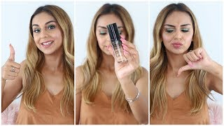 Milani Foundation + Concealer 2 in 1? Wear Test - Does It Really Work?