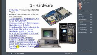IT Grundlagen per E-Learning mit Konrad Rennert
