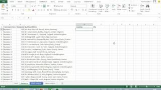 видео Бизнес-аналитика с Excel 2010