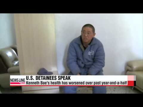 American detainees urge Washington to secure their release from North Korea   북