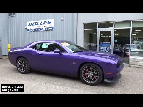 2016 Dodge Challenger Stafford Springs Enfield Somers Ct Monson