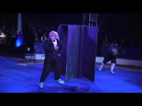 Los Caluga (CL) Clowns 1 - Figueres Circus Festival 2013