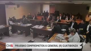 Fiscalía pide medida de aseguramiento contra el general (r) Guatibonza por las chuzadas