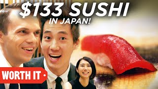 Download $1 Sushi Vs. $133 Sushi • Japan Mp3 and Videos