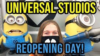 Universal Studios Reopening LIVE!