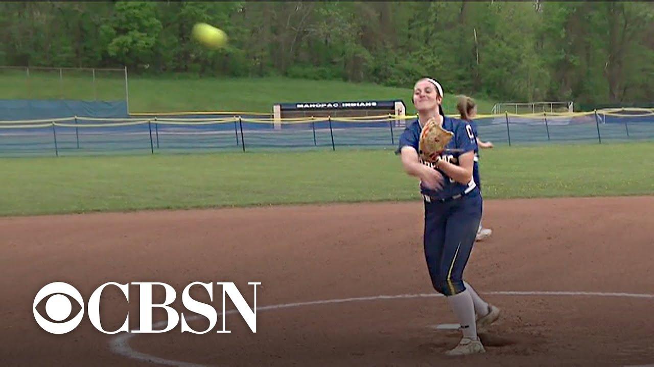 Montana Fouts throws perfect game as Alabama softball advances ...
