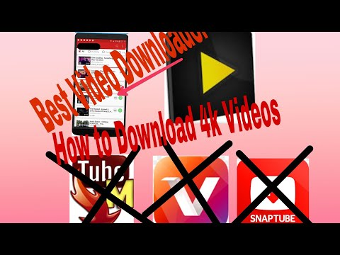 How to Download 4k Videos on Android Phone from YouTube