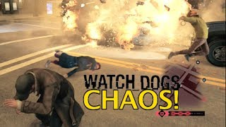 HILARIOUS WATCH DOGS GAMEPLAY!