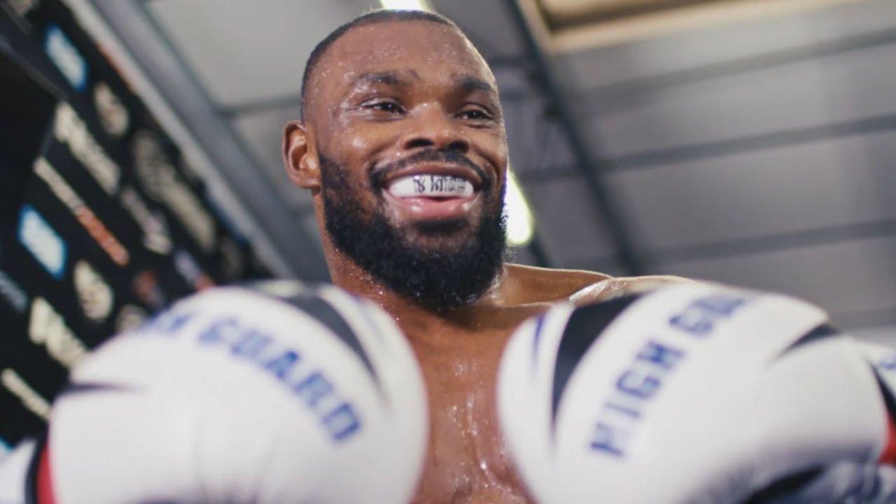 Fighter Focus: Darren Stewart
