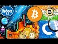 Is Bitcoin Stealing Altcoin Profits?! Kroger Considers Lightning Network?!? India Crypto Update