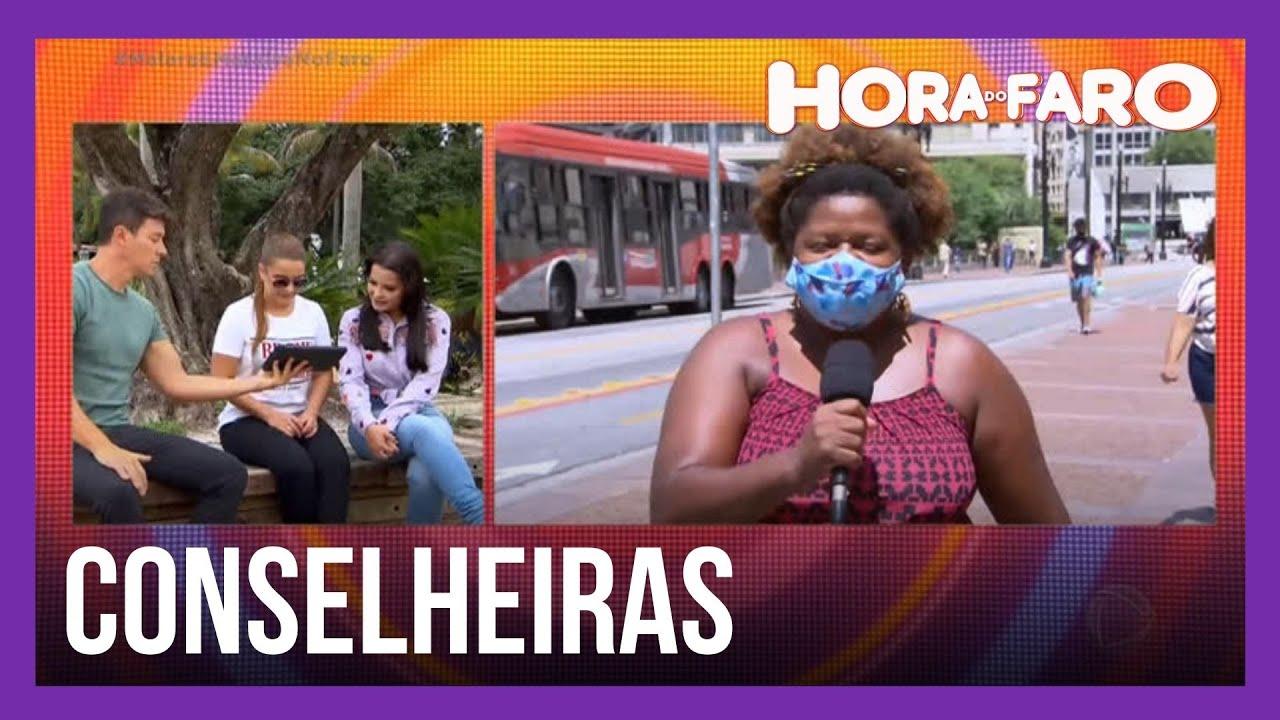 Dupla Maiara e Maraisa dá dicas sobre relacionamento no Hora do Faro - YouTube