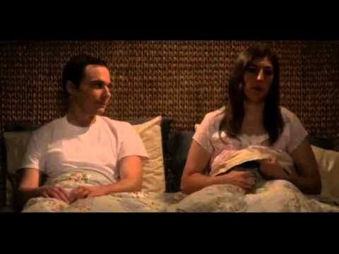 The big bang theory - Sheldon and Amy have coitus