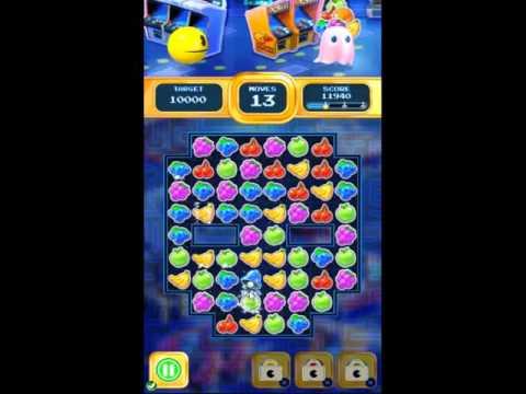 パックマンパズルツアー ステージ 6 / PacMan Puzzle Tour Stage 6