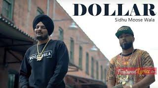 Sidhu moosewala : dollar : Byg Byrd Official video # Gaggi sangruria