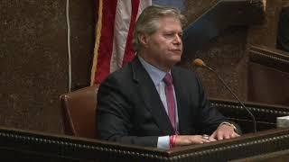 Oklahoma Opioid Trial: Day 2 - Father of Austin Box testifies