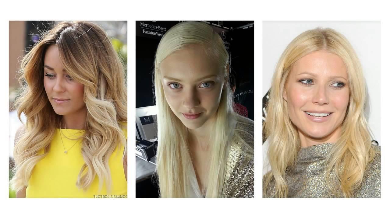 Top Colore capelli biondo - YouTube PN65