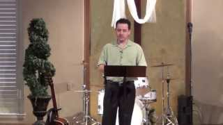 John Lawton Jeffcoat III - English Bible History Lecture