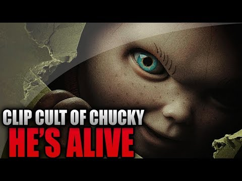 """cult-of-chucky-#clip1:-""""he's-alive""""."""