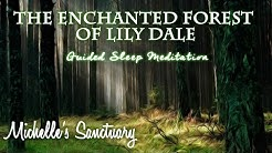 The Enchanted Forest of Lily Dale (With Thundersnow): A Sleep Story and Meditation for Grown-Ups