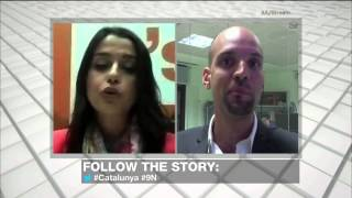 What's next for Catalonia? The Stream examines the future of the independent movement - Highlights