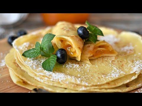 أفضل-وصفة-لإعداد-الكريب-la-meilleure-recette-pour-préparer-la-crêpe