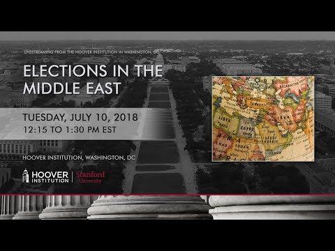 Elections In The Middle East
