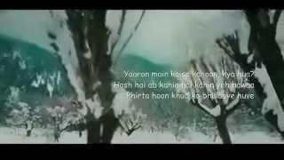 Rabba Rabba -  Heropanti 2014 (with Lyrics) |  Mohit Chauhan