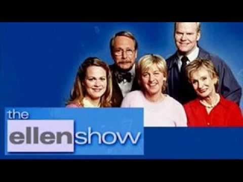 The Ellen  20012002 Theme