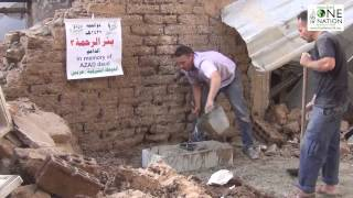 AZHAR DAUD WATER PUMP IN GHOUTA, SYRIA - OCT 2016(, 2016-10-27T11:34:37.000Z)
