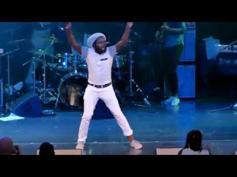 Iba Mahr Shines With Diamond Sox - Jamrock Reggae Cruise 2017
