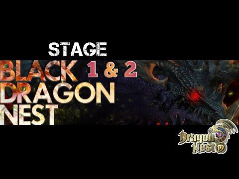 BDN Stage 1 & 2 Dragon Nest M