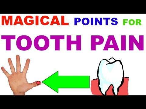 Sujok Therapy For Toothache/Sujok For Tooth Pain ...