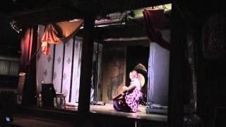 音曲語り物 この花咲くや姫2013(前半)|音曲ケロケロ座県祭り奉納公演