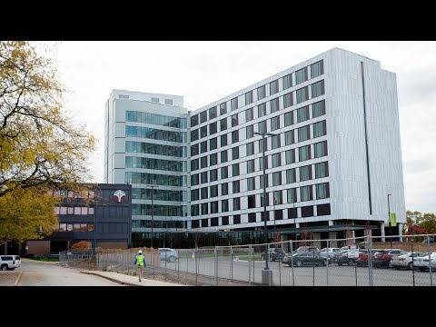 Tour The New Mercy Health Tower In Muskegon