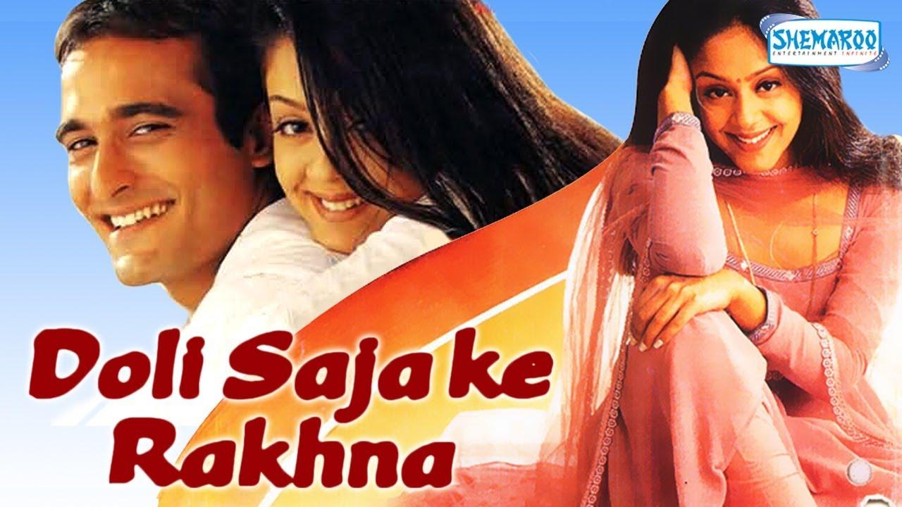 Download Doli Saja Ke Rakhna - Hindi Full Movie - Jyothika - Akshaye Khanna - 90's Hit Movie