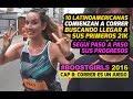 BoostGirls T 2016 - Cap 8: CORRER ES UN JUEGO. 21k Lima, Perú.