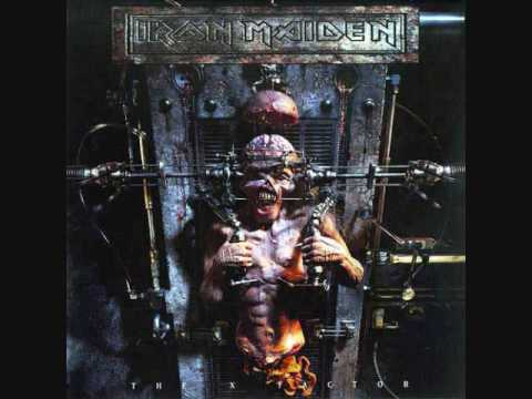 Клип Iron Maiden - The Edge of Darkness