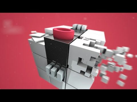 """Creating Advanced 3d motion graphics in Cinema 4d and After effects , """" CUBICAL """" Project"""