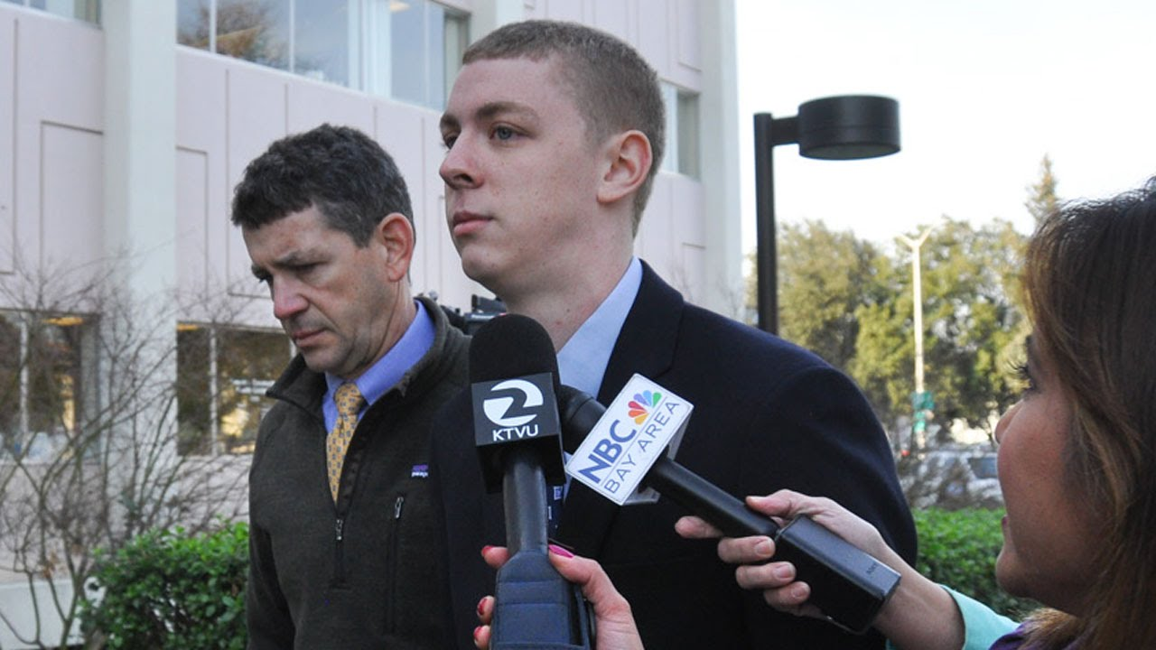 Stanford Rapist Brock Turner Is Appealing His Guilty Verdict