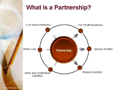 An Overview of Partnerships and Partnership Law