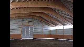 60 x 120 Riding Arena - White Sulphur Springs #2