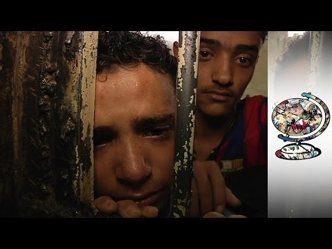The Shocking Truth About Yemen's Death Row Kids