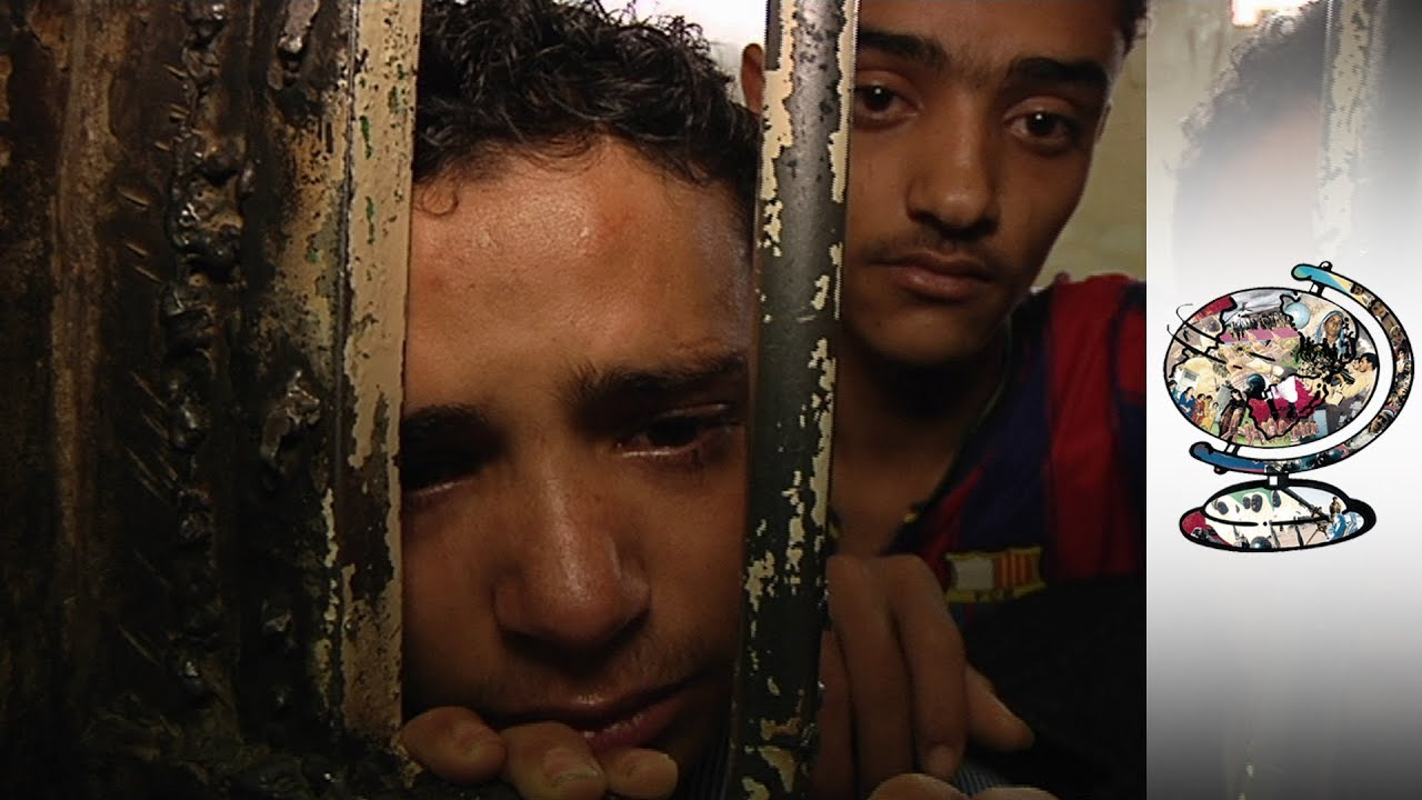 The Shocking Truth About Yemen's Death Row Kids