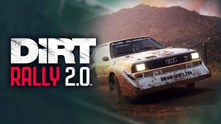 DiRT Rally 2.0 | The Announcement Trailer [US]