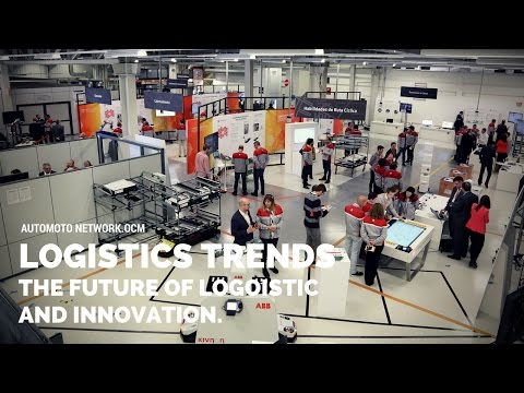 Drones, robots and predictive software, logistics trends of the future | SEAT.