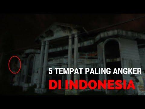5 TEMPAT PALING ANGKER DI INDONESIA #KARYAMP