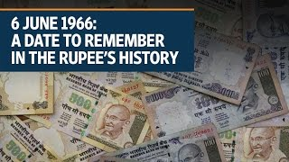 6/6/ '66: A devilish day for the Indian rupee